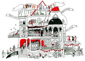 Fun Palaces: Everyone an Artist, Everyone a Scientist