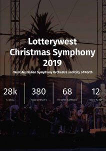 Lotterywest Christmas Symphony 2019 - West Australian Symphony Orchestra and City of Perth